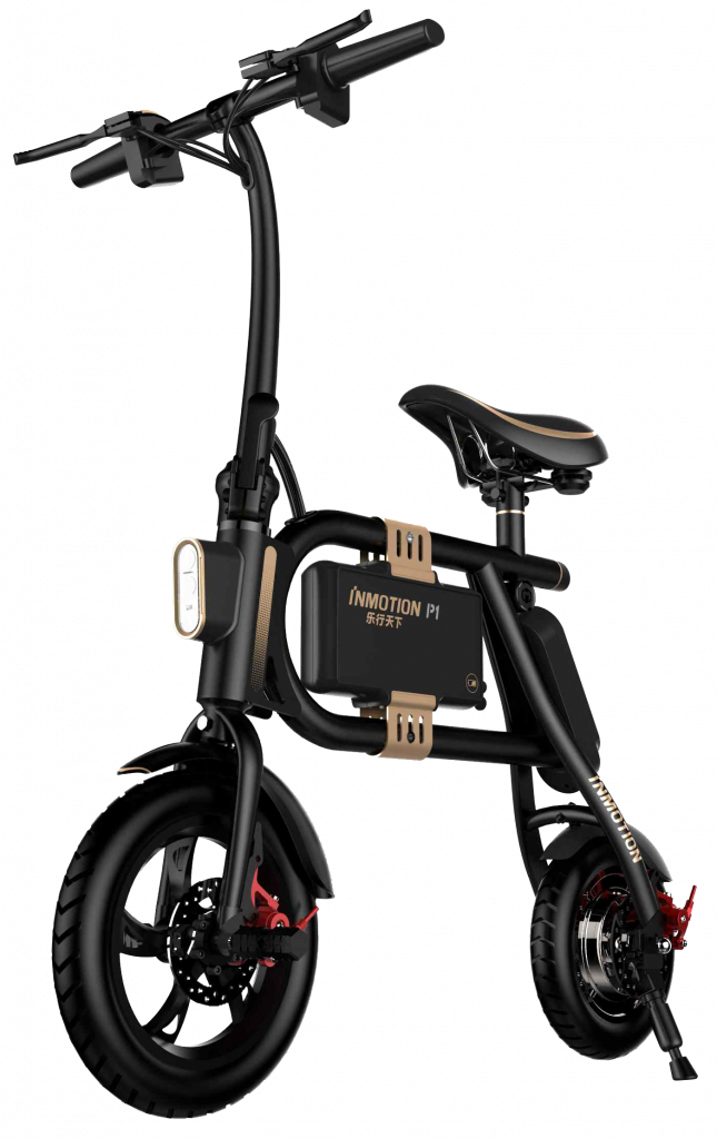 IoTrust - Mini-eBike InMotion P1